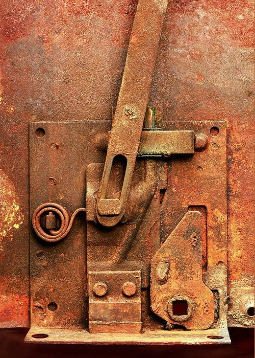 Latch Greeting Cards
