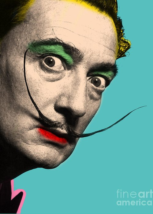 Salvador Dali Greeting Cards