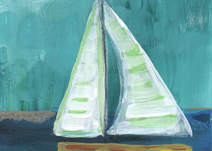Boats Greeting Cards