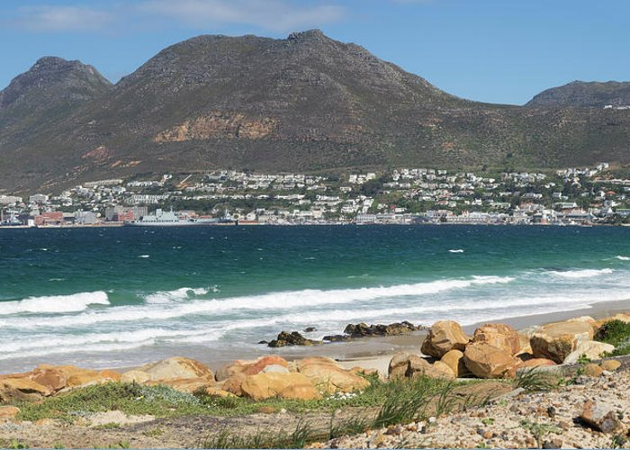 Simons Town Greeting Cards