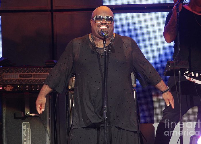 Designs Similar to Cee Lo Green by Concert Photos