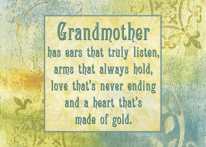Grandma Greeting Cards