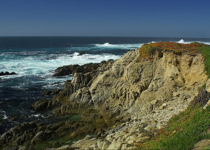 Sonoma Greeting Card featuring the photograph Sonoma Coast 1 by David Armentrout