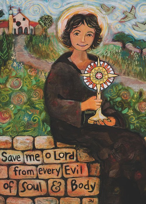 St. Clare Greeting Cards