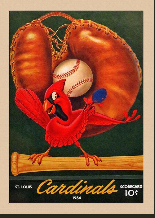 St. Louis Cardinals Greeting Cards