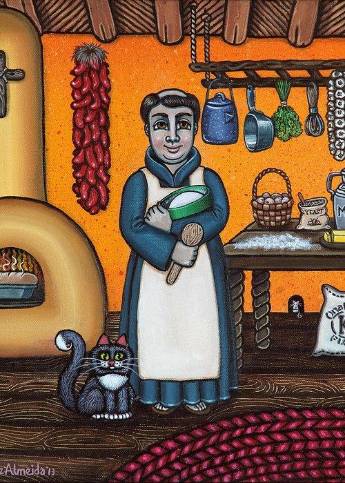 Contemporary Hispanic Market Greeting Cards