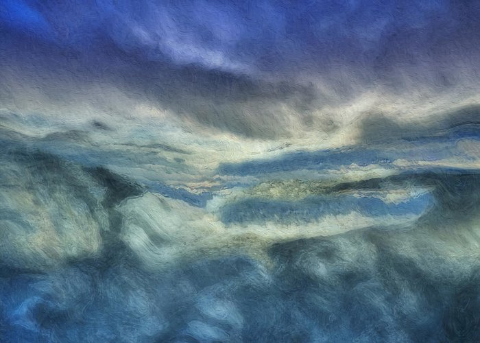 Storm Greeting Card featuring the photograph Storm Brewing by Jack Zulli