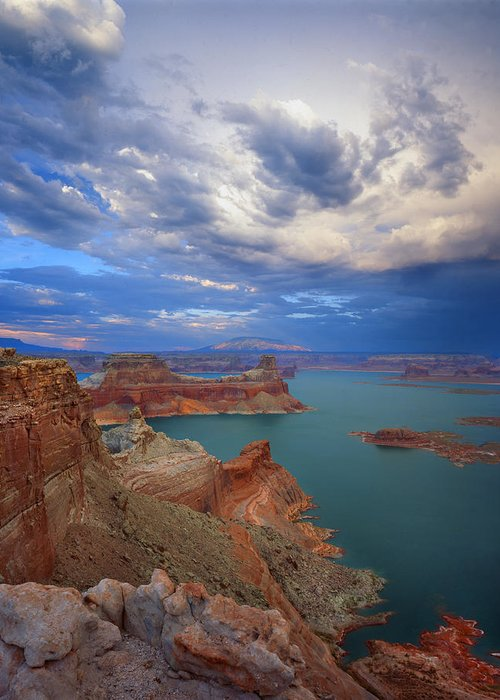 Glen Canyon National Recreation Area Greeting Cards