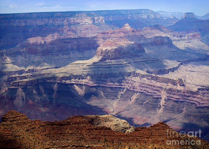 Usa Greeting Card featuring the photograph Stunning Infinity by Brenda Kean