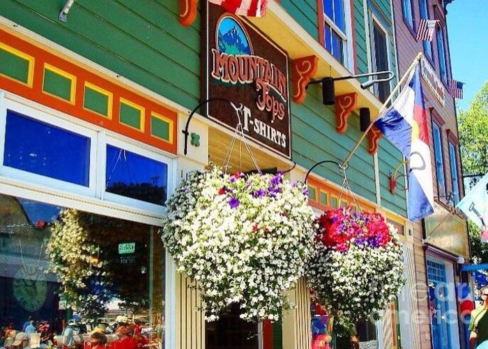 4th Of July Greeting Card featuring the photograph Summer In Crested Butte by Trisha Buchanan