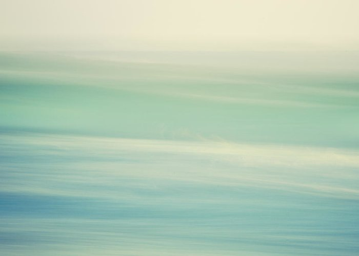 Abstract Beach Landscape Photographs Greeting Cards