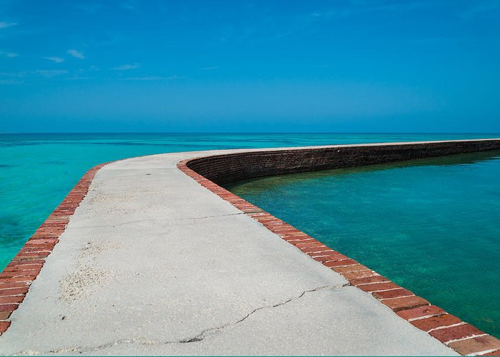 Dry Tortugas Greeting Cards