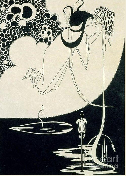 Oscar Wilde Drawings Greeting Cards