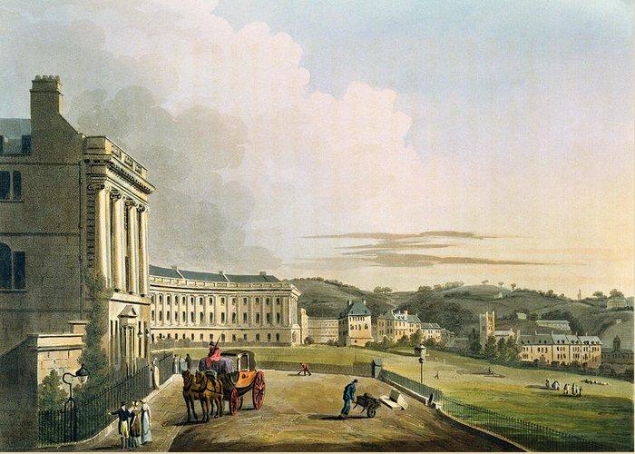 Jane Austen Drawings Greeting Cards