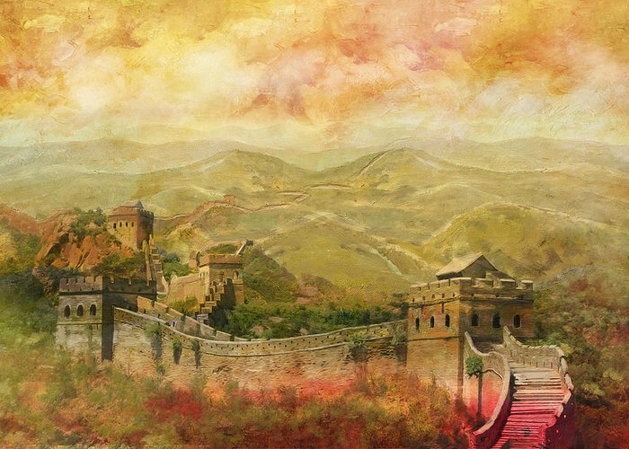 Qin Greeting Cards