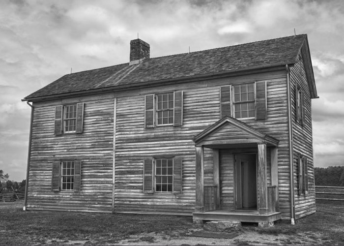 Guy Whiteley Photography Greeting Card featuring the photograph The Henry House by Guy Whiteley