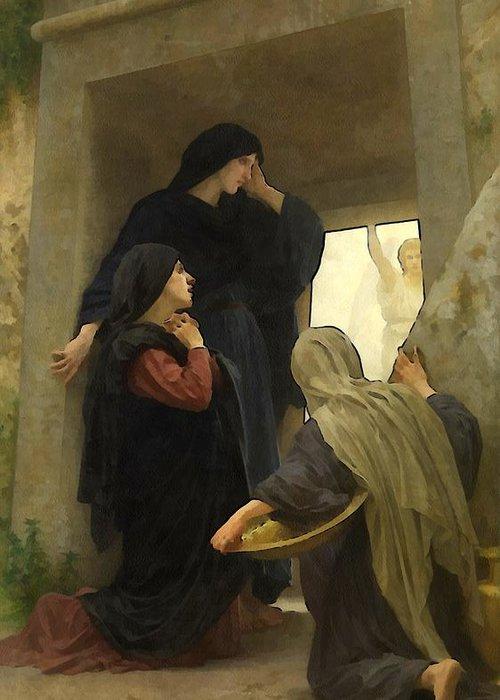 Christ Child Digital Art Greeting Cards