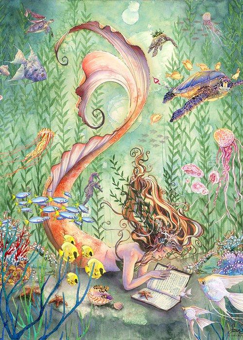 Coral Reef Greeting Cards