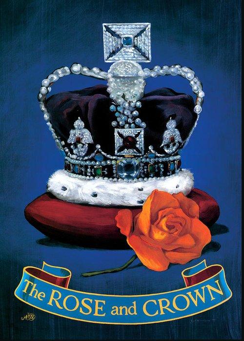 Royal Family Arts Greeting Cards