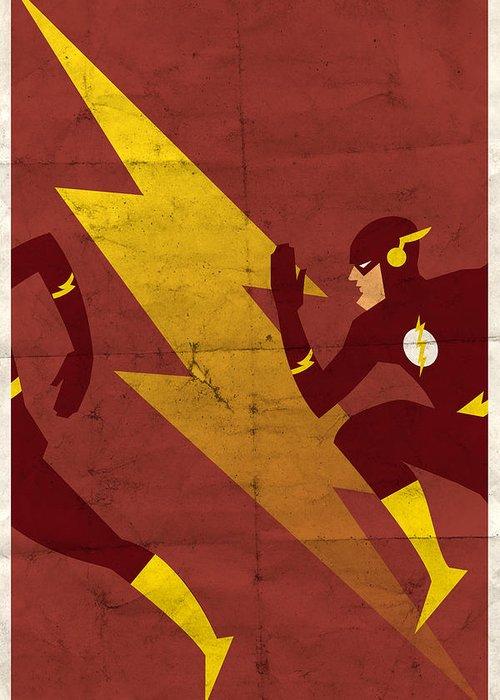 Lightning Greeting Cards