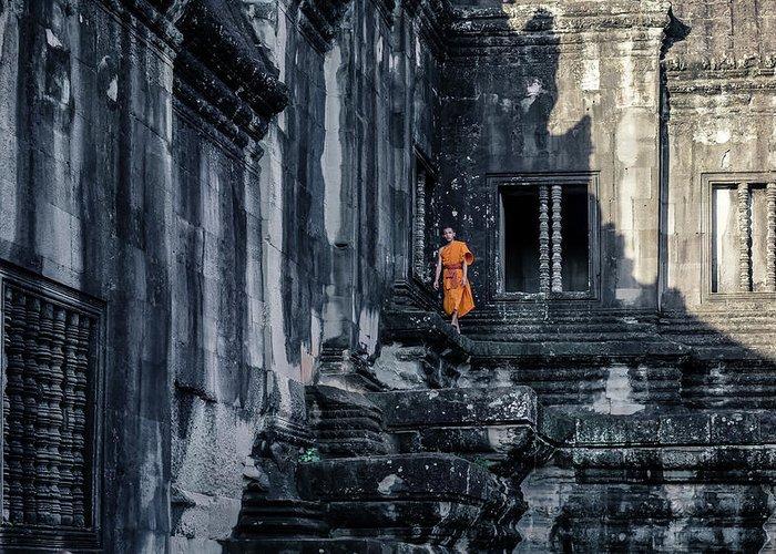 Siem Reap Greeting Cards