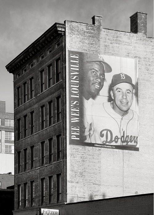 Baseball Greeting Card featuring the photograph Those Were The Days by Steven Ainsworth