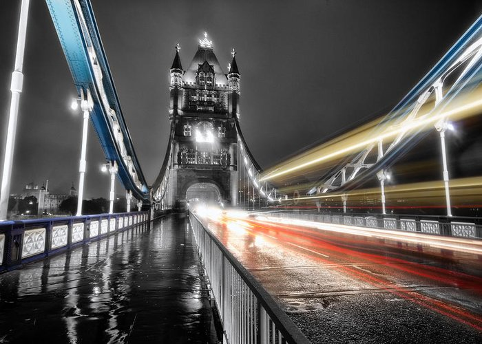 River Thames Greeting Cards