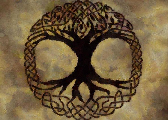 Celtic Mythology Greeting Cards