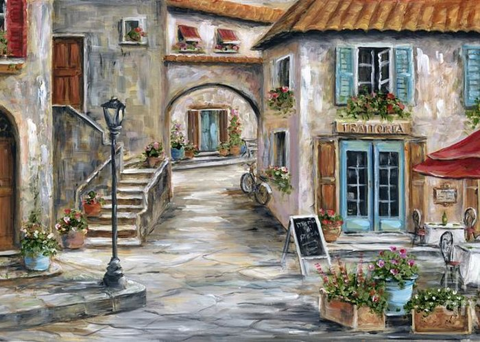 Doors And Windows Greeting Cards