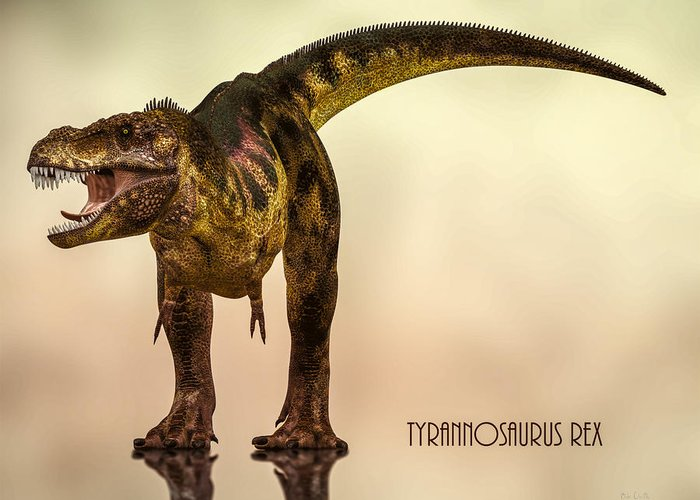 Cretaceous Greeting Cards