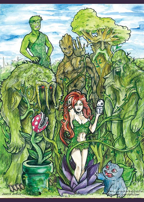 Ent Drawings Greeting Cards