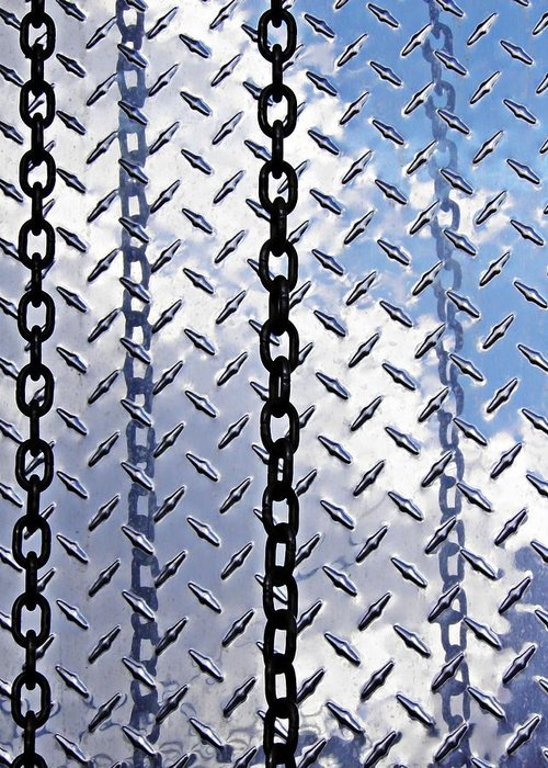 Unchain That Cloud Greeting Card featuring the photograph Unchain That Cloud by Sarah Loft