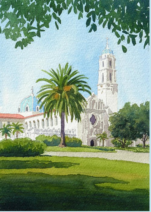 California Mission Greeting Cards