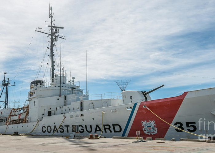 Us Coast Guard Greeting Cards