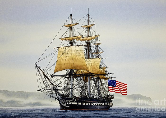 Tall Ships Greeting Cards