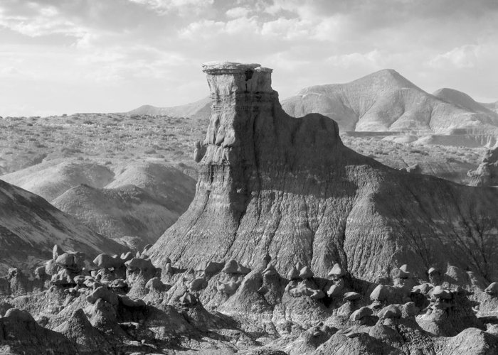Landscape Greeting Card featuring the photograph Utah Outback 18 by Mike McGlothlen
