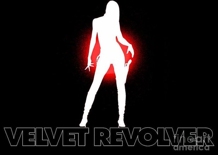 Velvet Revolver Greeting Cards