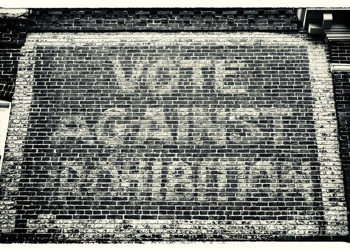 Vote Against Prohibition Greeting Card featuring the photograph Vote Against Prohibition Iv by John Rizzuto