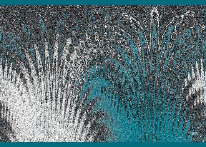 Ben Gertsberg Digital Art Greeting Cards