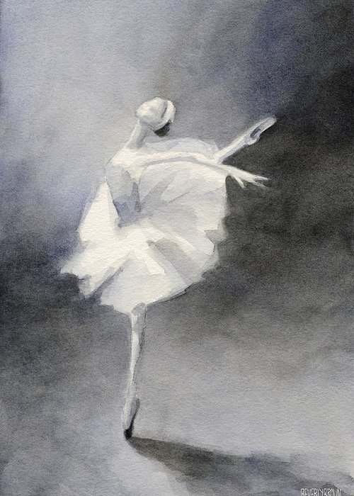 Dancer Greeting Cards