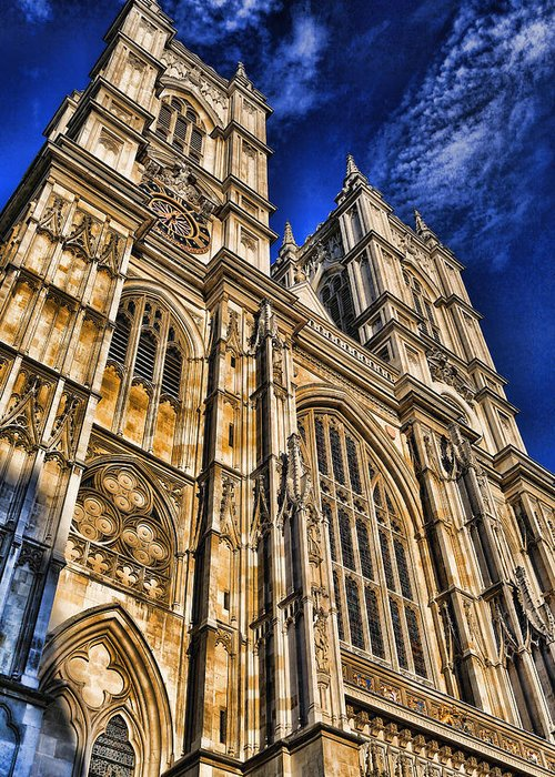 Westminster Abbey Greeting Cards