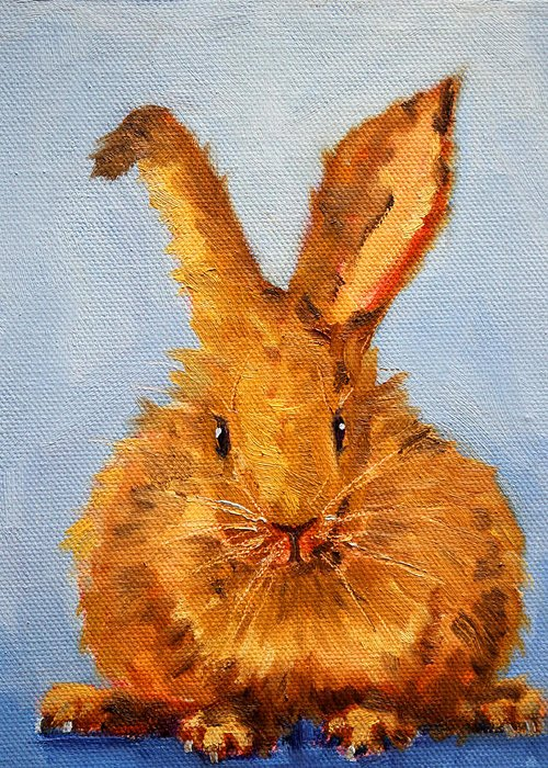 Bunny Rabbit Greeting Cards