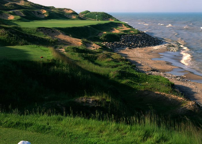 Whistling Straits Greeting Cards
