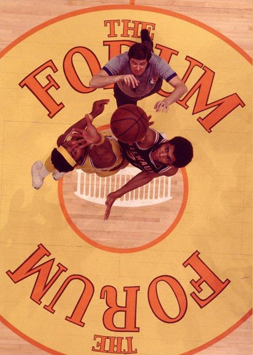 National Basketball Association Greeting Cards