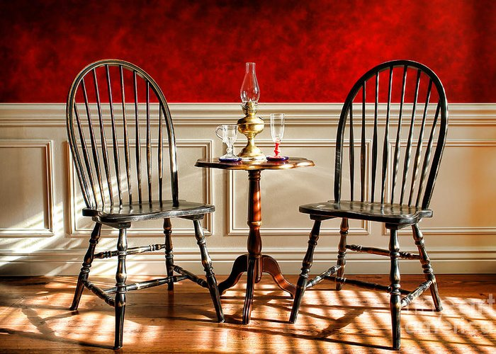 Windsor Chair Greeting Cards