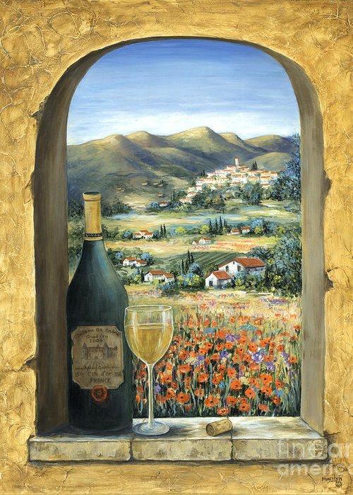 Provence Landscape Greeting Cards