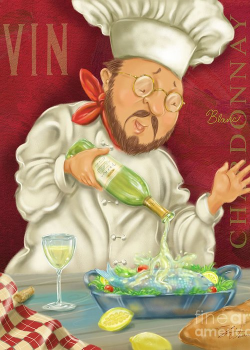 Chefs Greeting Cards