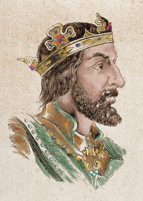 7th Century Greeting Cards