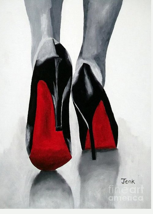 Christian Louboutin Greeting Cards