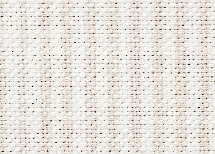Art Greeting Card featuring the photograph Woven Fabric by Tom Gowanlock